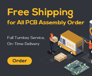 Free Shipping for All PCB Assembly Order